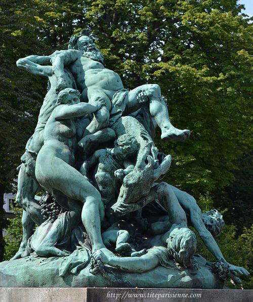 14 août 2012 Jardin du Luxembourg 3