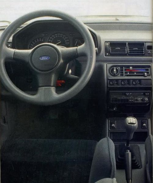 Fiesta Turbo 6