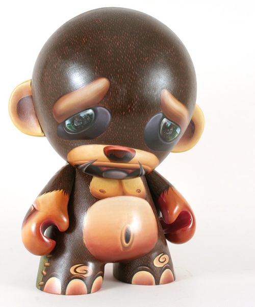 MUNNY'custom by Jesse Smith
