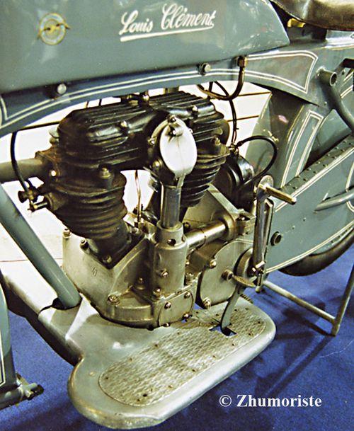 1920 Louis Clément color moteur copy301