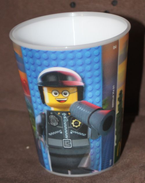 LEGO Happy Meal MacDO 10 Flic