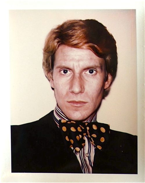 Andy Warhol ~ Yves St. Laurent, 1972 [1]