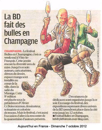 Aujourdhui en France