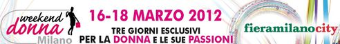 weekenddonna fieramilanocity, benessere, make up