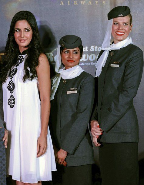 Katrina Kaif @ Eithad Airline Event 2