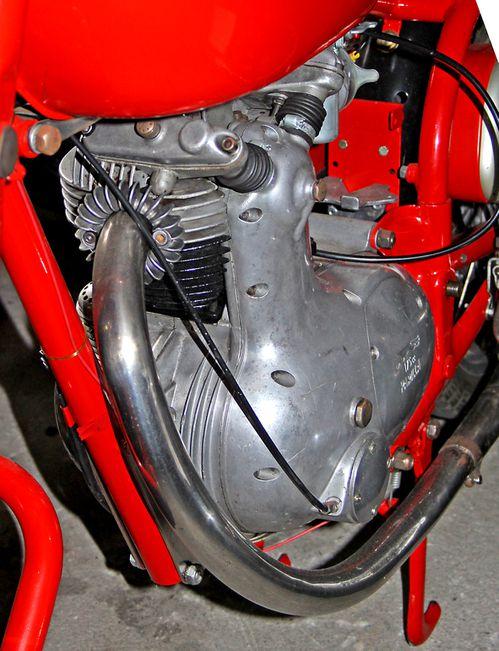 Parilla 175 moteur