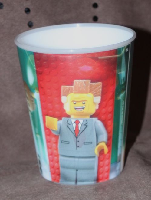 LEGO Happy Meal MacDO 15 President