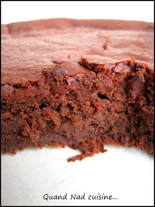 gâteau au chocolat ss beurre1