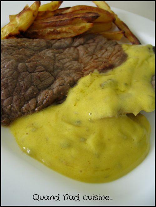 biftecks sauce hollandaise1