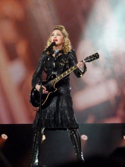 Madonna - Olympia - 26 07 2012 - Turn up the Radio (2)