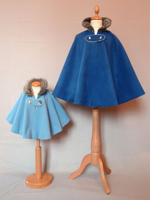 capes enfant 1