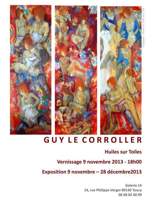 POSTER-Guy-Le-Corroller-exposition-novembre-decembre-2013