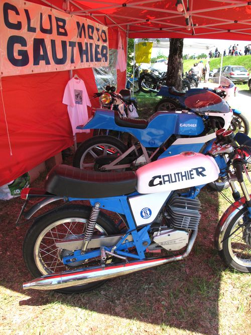 Gauthier stand