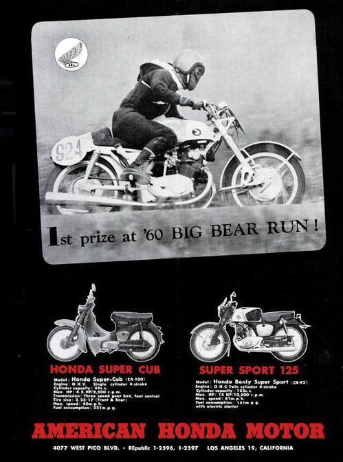 Honda Big Bear