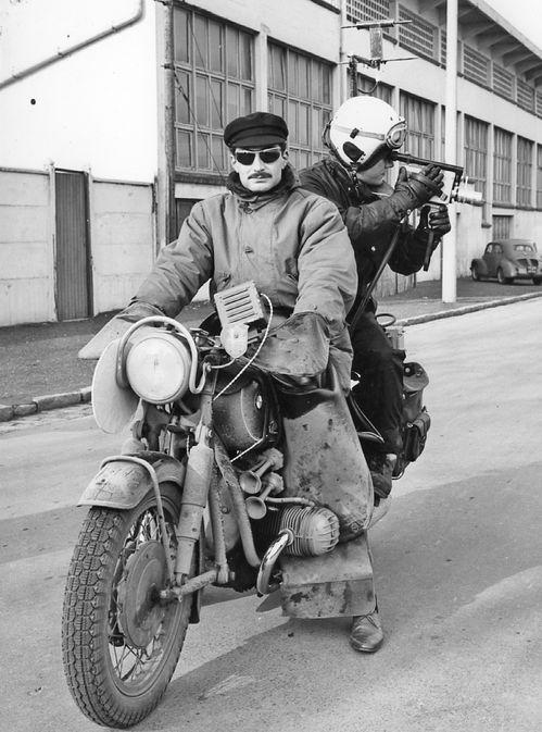 1962 BMW Radio télé française365