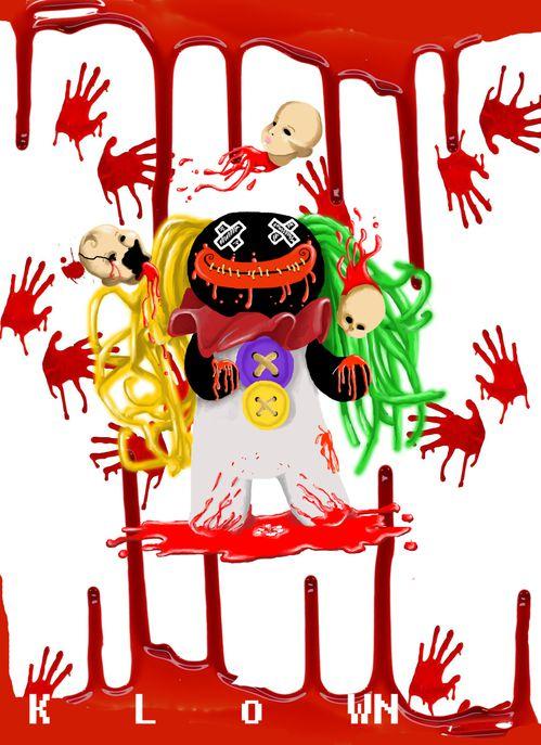 Klown-Luci Garcia