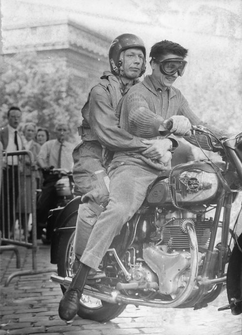 1959 BSA Paris-Londres355