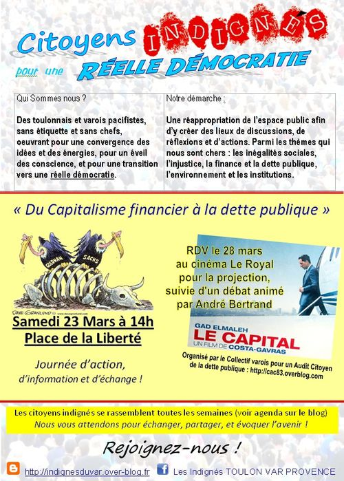 23-03-2013 Le capital