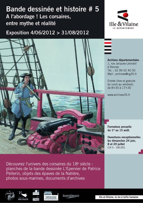 Expo A l'abordage