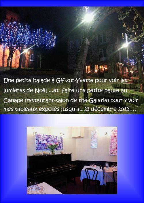 expo au Canapé