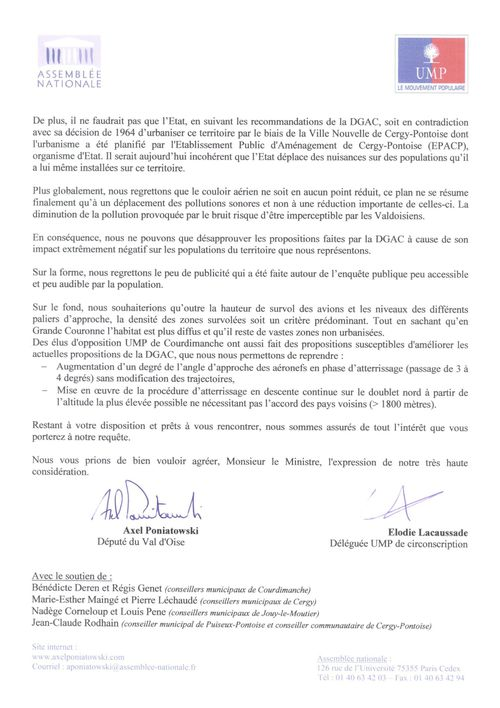 couloirs aériens Page 2