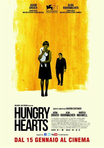Hungry Hearts. Esce la riduzione cinematografica del romanzo di Franzoso, Il Bambino Indaco