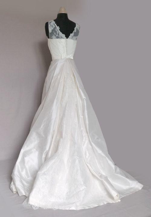 robe mariée Camille 4
