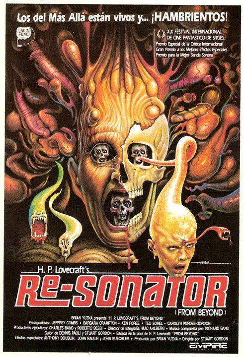 From Beyond (Re-Sonator) (1986)Stuart Gordon 2
