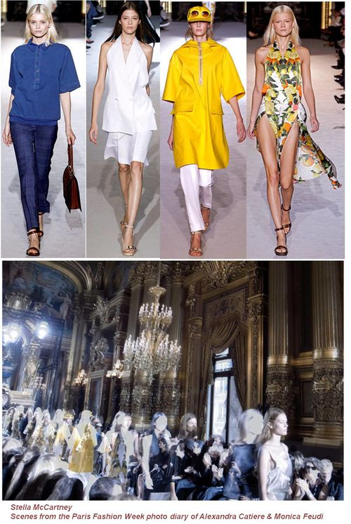 Fashion Ballyhoo - fashion week Summer spring 2011 Paris 10