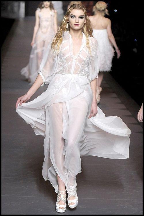 Dior Galliano automne hiver 2011 10