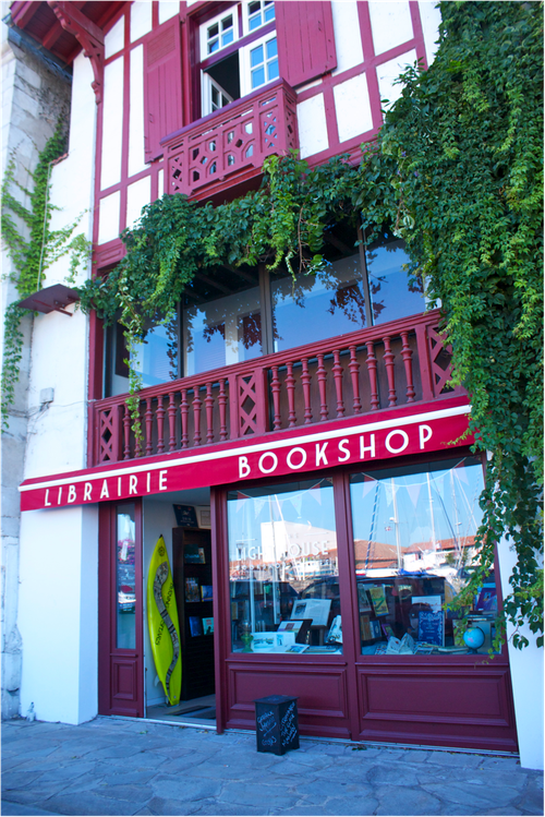 librairie To the Lighthouse - Ciboure