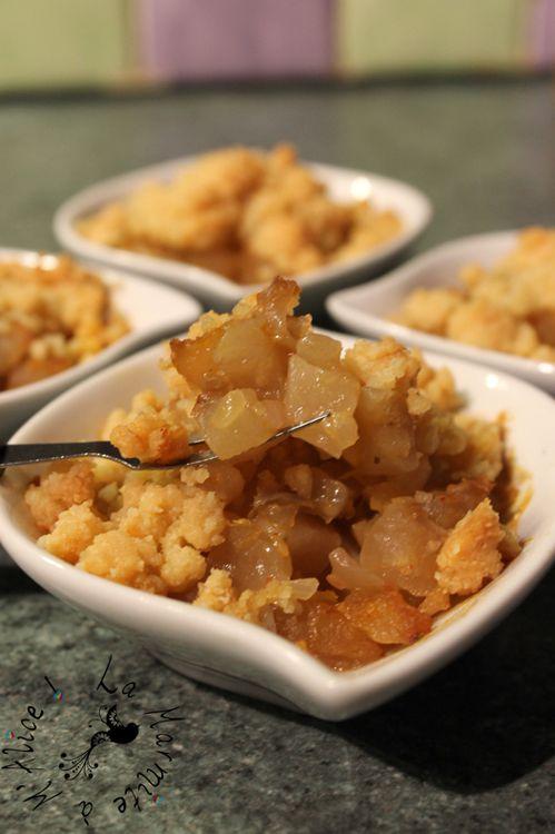 crumble pâtisson1