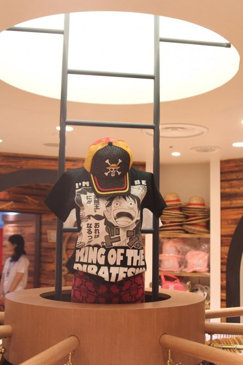 Hello Japan - 麦わらストア Tee Luffy King of the Pira
