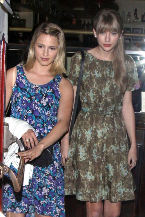 May 15 Taylor Swift Diana Agron