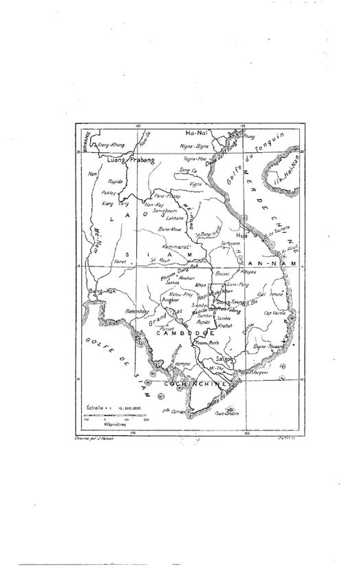 Carte generale Fesigny