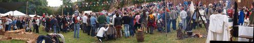 la foule à cl 2013
