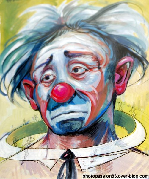 Clown Triste Le Blog De Photopassion86