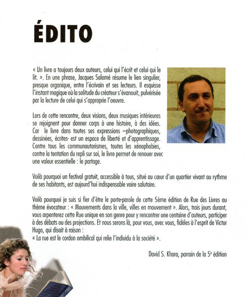 Rue des Livres Edito001