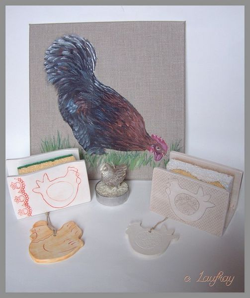 collection-poules