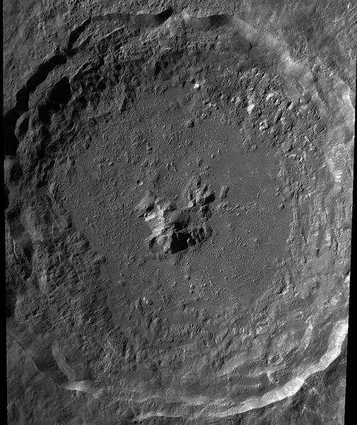 A tycho crater 2
