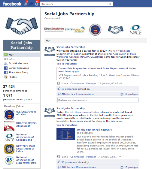 (18) Social Jobs Partnership