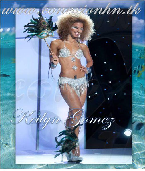 Keilyn Gomez Miss Honduras Conexion Hn (3)