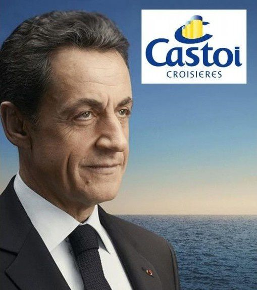 sarkozy affiche france forte sarkostique 3