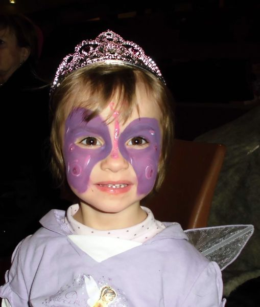 clémence carnaval maquillage1