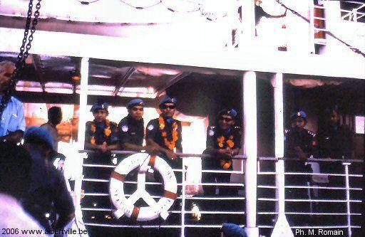 108a depart contingent malais