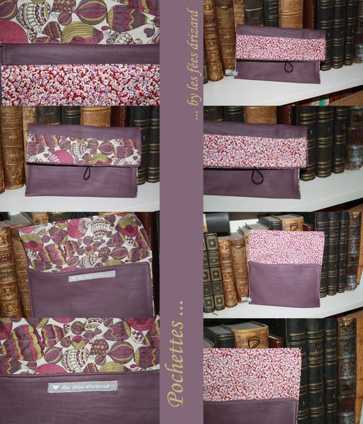 pochette violette liberty 12.10