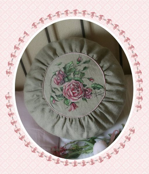 coussin rose3