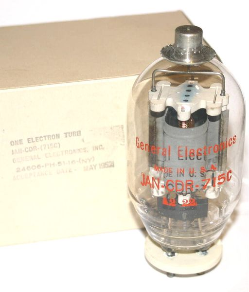715C GENERAL ELECTRIC NOS NIB