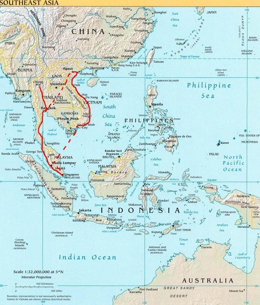 southeast asia previsions