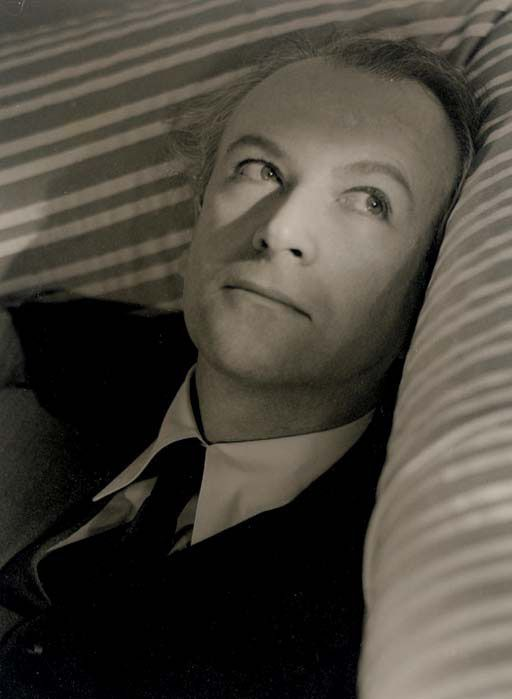 Cecil Beaton, 1940s -by Horst P. Horst